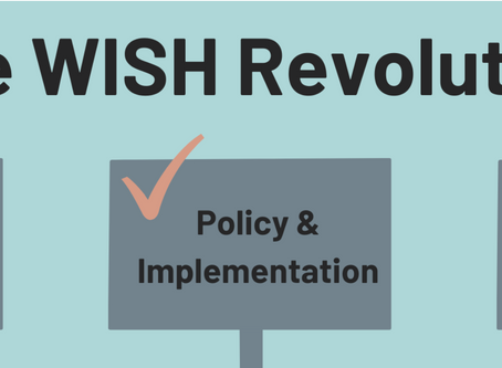 WISH Talks: COVID-19 and Policy + Implementation