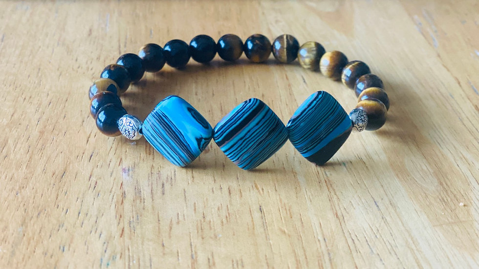 Tiger Stripes (precious stones)