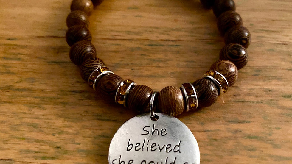 She Believed - 7 Inches