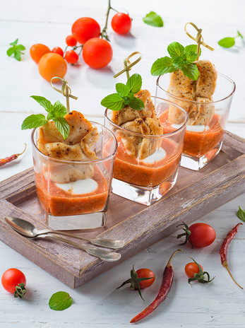 Cliente: Revista Maxi • Editorial Taquina Food Styling: Yoly López • Food Idea