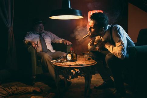 Actors:Alfred Gómez • Francisco Ortiz • Fausto Machado