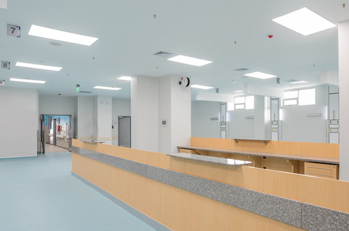 Hospital Guasmo Sur • Guayaquil