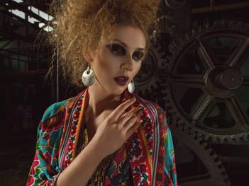 Model:Daniela Guerrero Mua:Karen Villamar Film: Amon Film