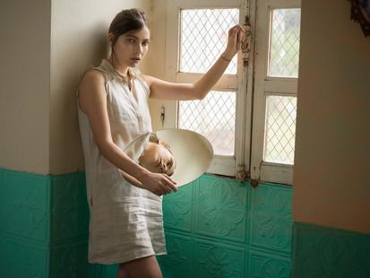 Mirrors Modelo: Polina MakeUp: Kamila Vallejo