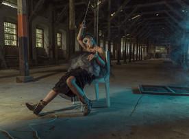 Model:Agnieszka Berczynska Mua:Stephanie Yanchapaxi Film: Amon Film Assistant: Fausto Machado