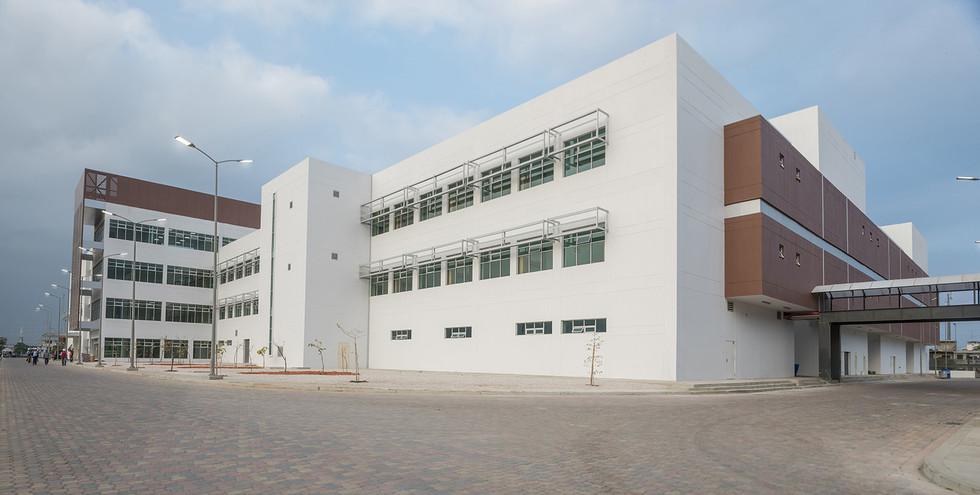 Hospital Guasmo • Guayaquil