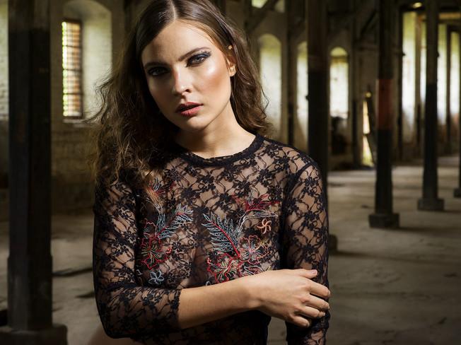 Model:Polina Mua:Kamila Vallejo