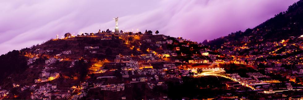 El Panecillo • Quito