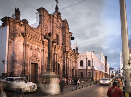 Centro Histórico • Quito