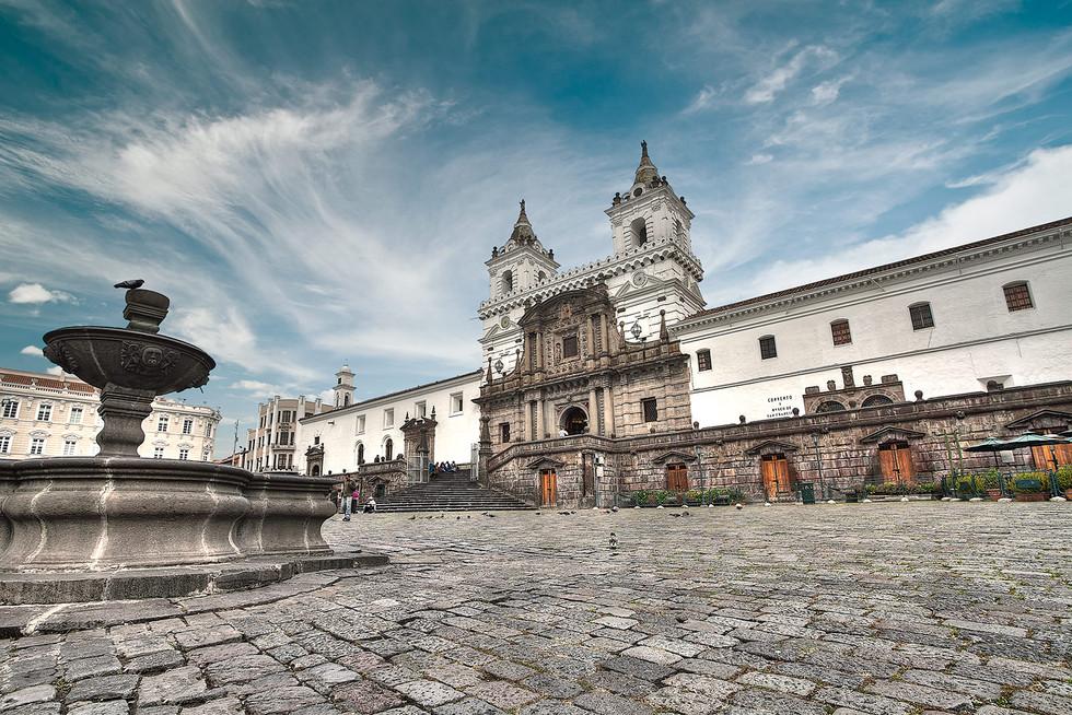 San Francisco • Quito