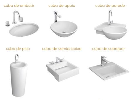 Vamos falar de Cubas para Banheiros?