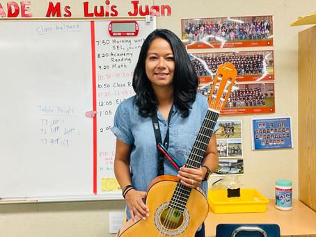 Teaching Partner Spotlight: Mayra Luis Juan