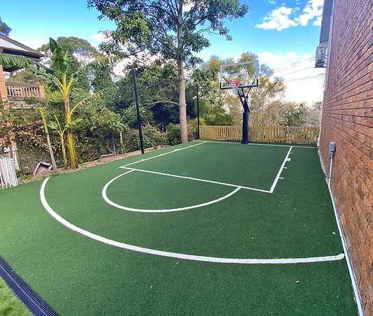 Synthetic Grass Surface