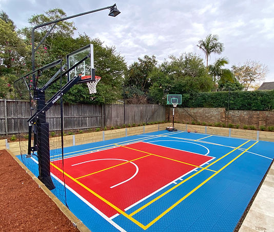 Basketball Hoop Systems