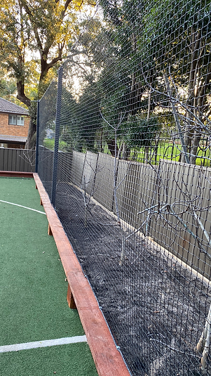 Sports Net and Fencing