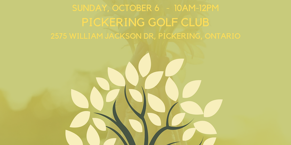 EcoSikh Canada & Durham Region Sangat Tree Planting Event - Pickering Golf Club