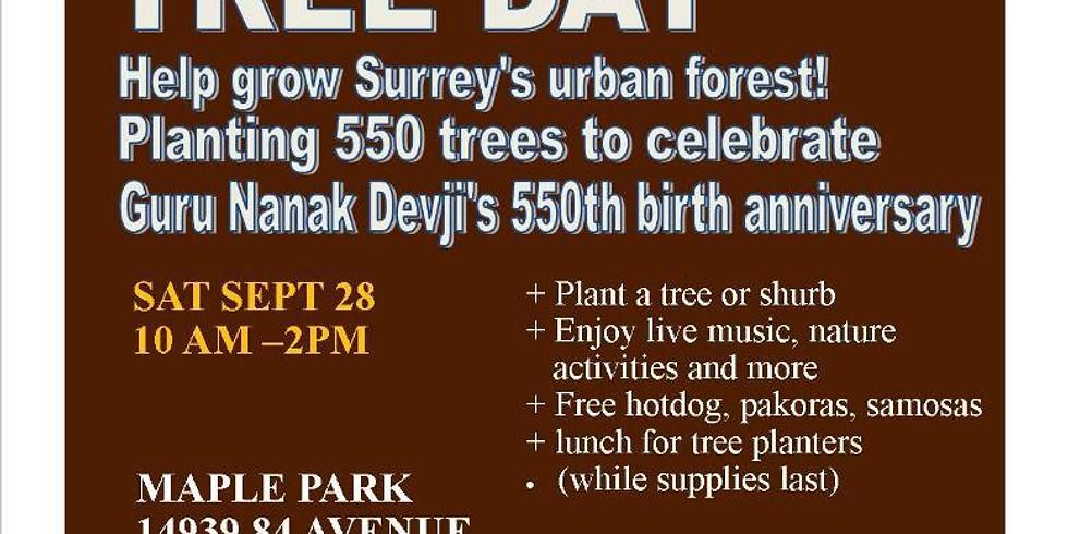 'Guru Nanak 550' - Surrey BC