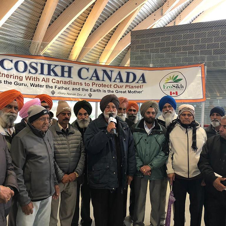 EcoSikh Canada Hosts Interfaith Festival