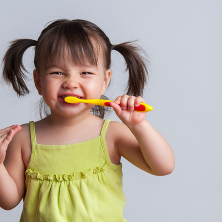 Top tips for your tots tiny teeth