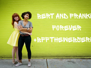 Bert and Frankie Forever, The Webseries