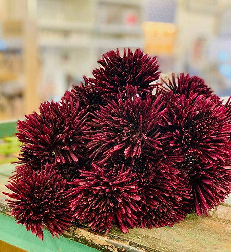 Faux Plum Mum (Sold Individually)