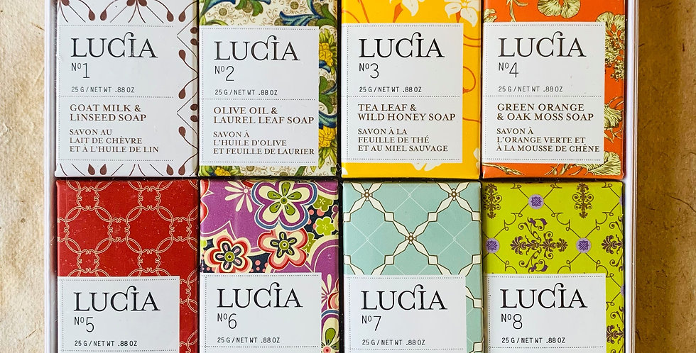 Lucia Guest Soap Gift Set (8)