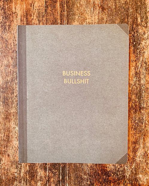 Business Bull*#&% Journal