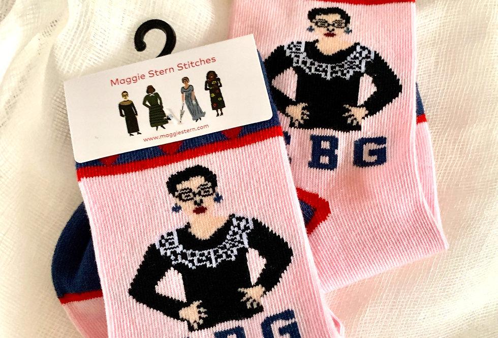 RBG Child Socks