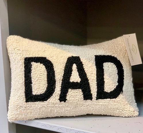 """""""Dad"""" Pillow"""
