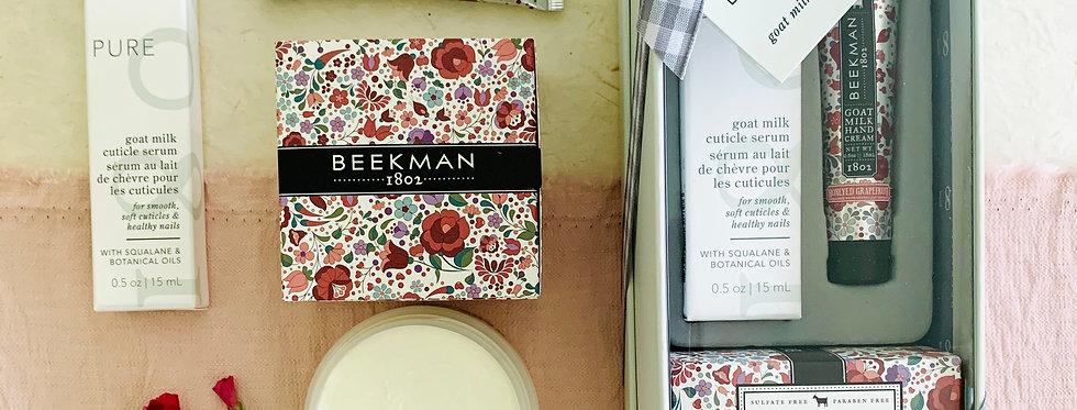 Beekman 3-Piece Hand Care Set