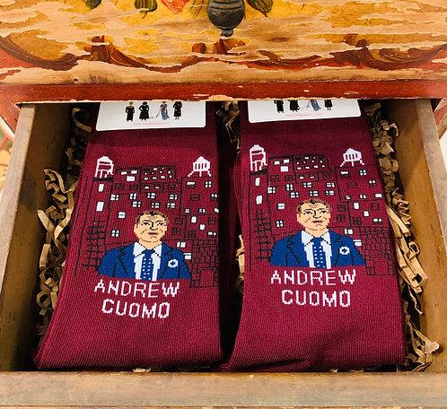 Andrew Cuomo Socks
