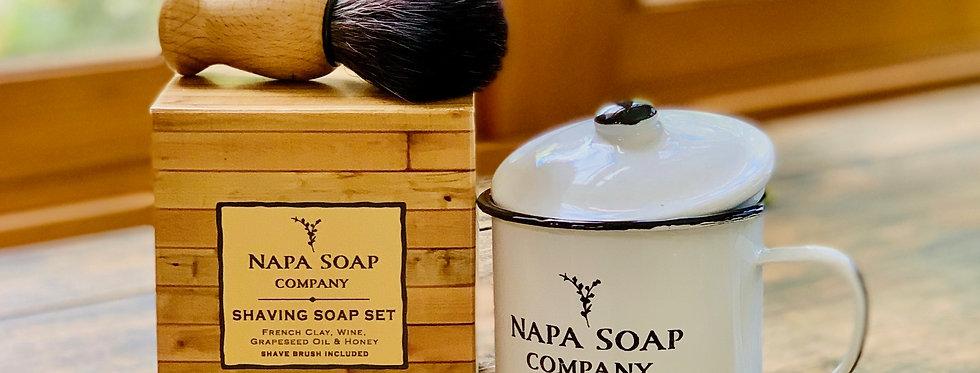 Shaving Soap Set