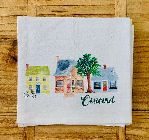 Concord Tea Towel