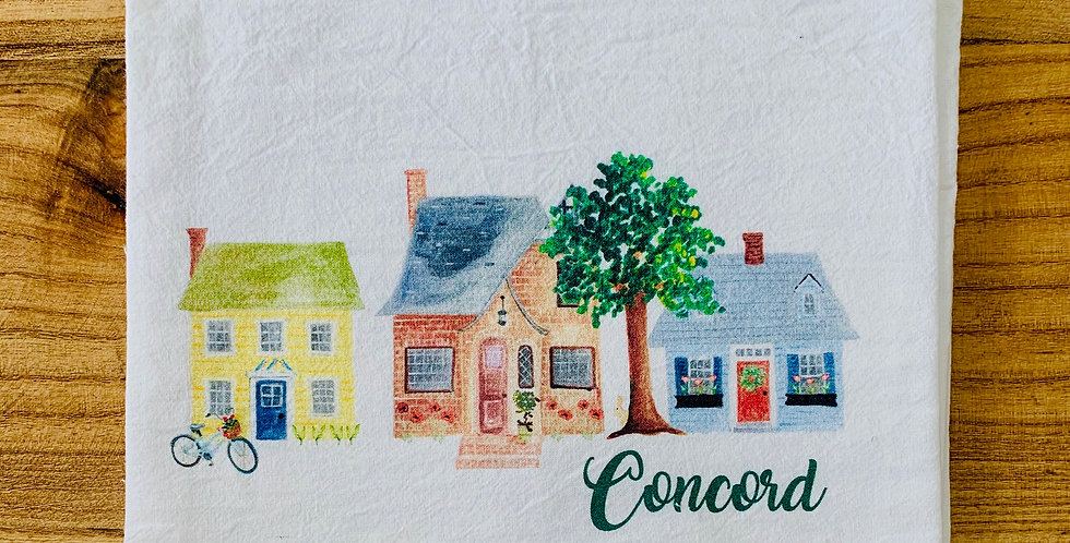 Concord Tea Towel
