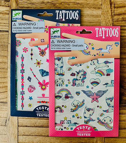 Tattoos (Sold Separately)