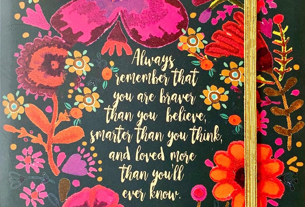 """Always Remember"" Journal"