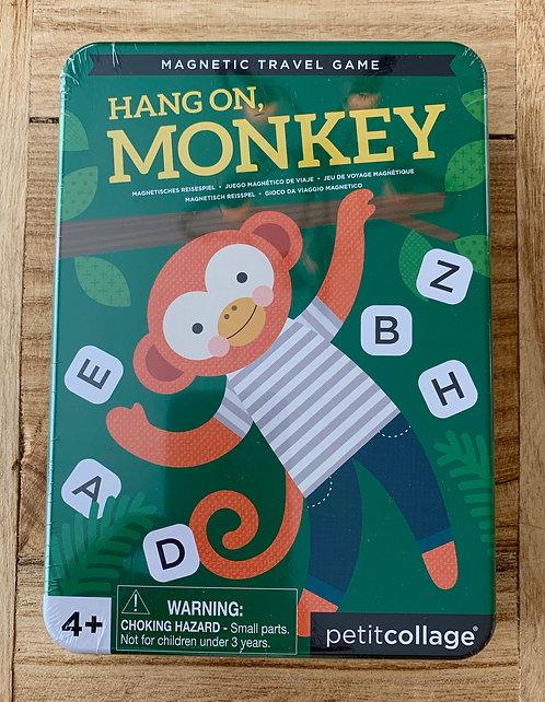 Hang On, Monkey Magnetic Travel Game