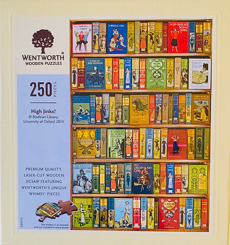High Jinks! Wentworth Puzzle