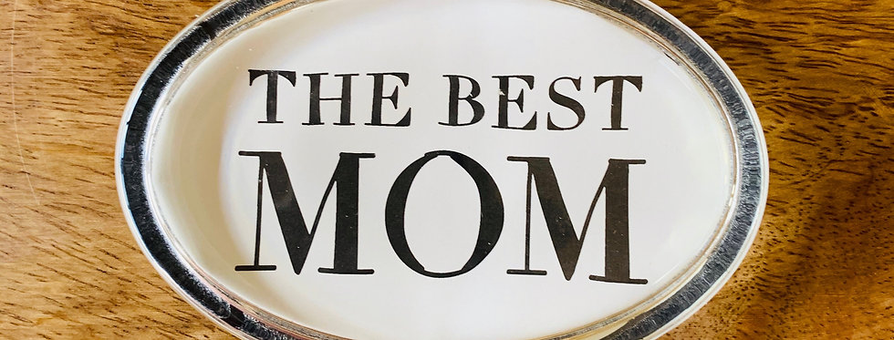 Best Mom Paperweight