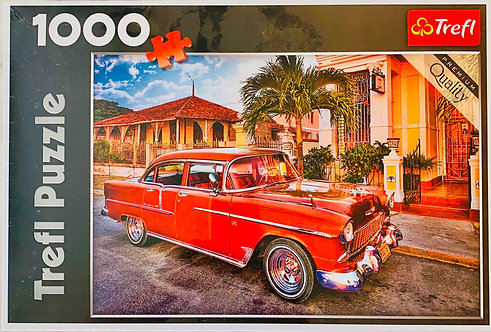 Chevrolet Bel Air Old Timer Puzzle