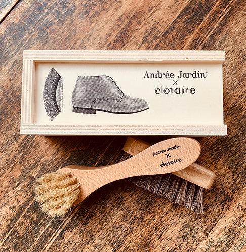 Andree Jardin Shoe Care Kit