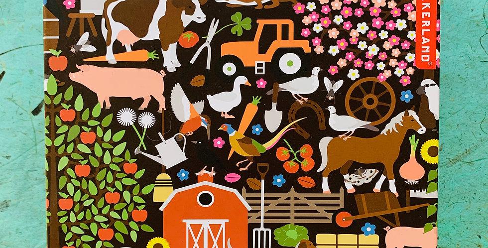 """""""Farm"""" 1000 Piece Puzzle"""