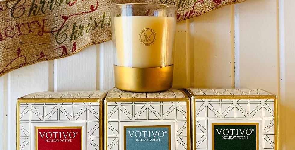Votivo Holiday Votive Candles (2.1 Oz)