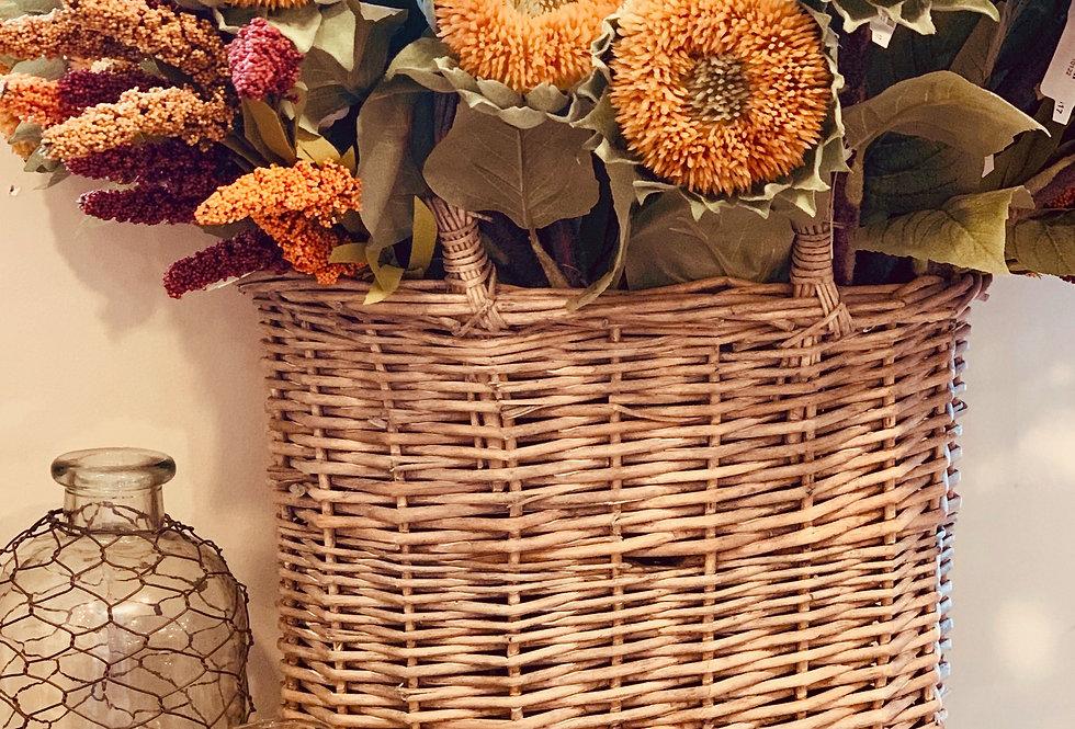 Dried Sunflower Stem