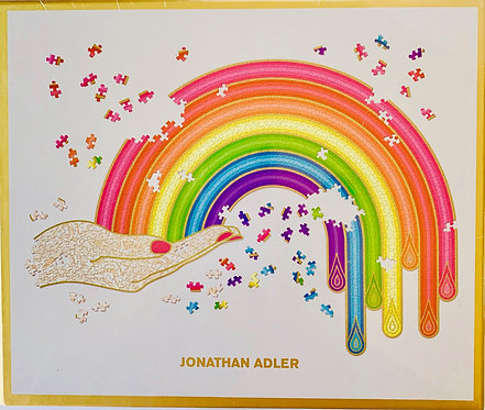 Rainbow Hand Puzzle