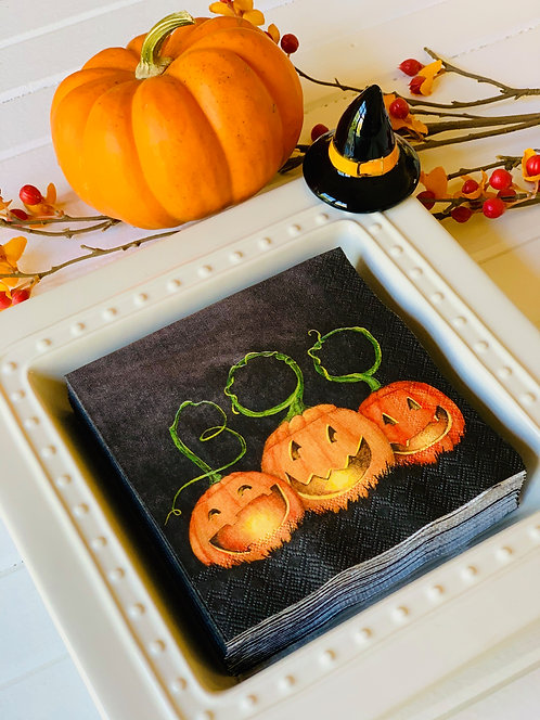 Witch's Hat Napkin/Candy Dish by Nora Fleming