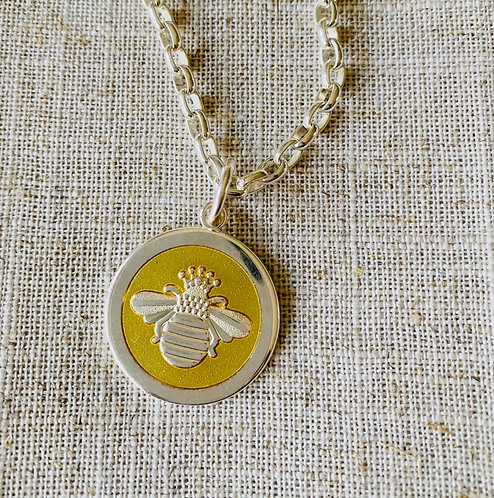 LOLA Bee Pendant - Medium (Chain Sold Separately)