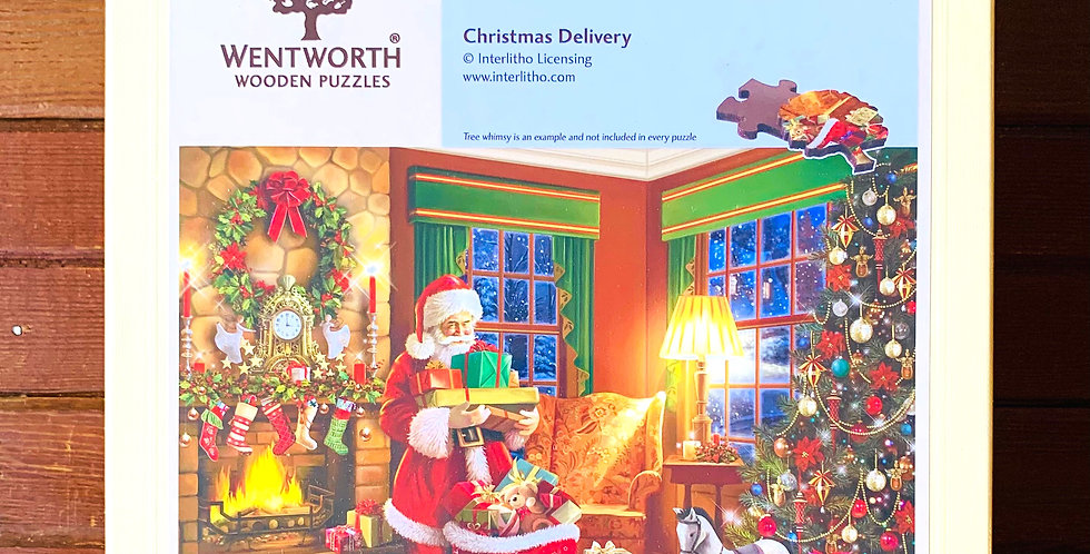 Christmas Delivery By Wentworth