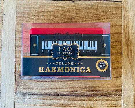 FAO Schwarz Deluxe Harmonica