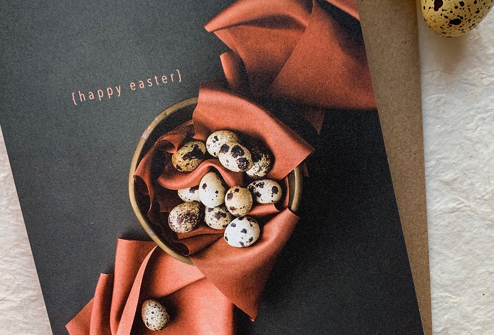 {happy easter} Card